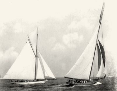 1899-America's Cup