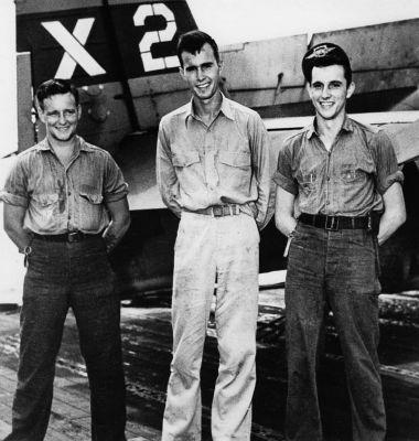 Aviator-Herbert-Walker-Bush