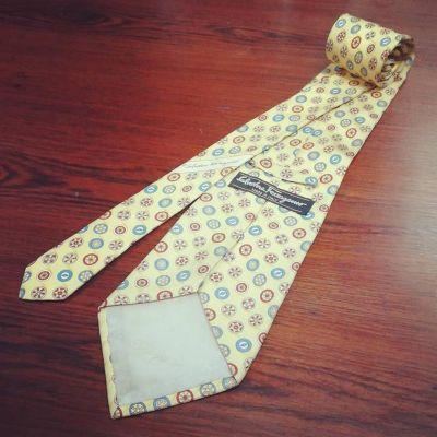 Salvatore-Ferragamo-necktie