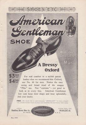 1905-AMERICAN GENTLEMAN