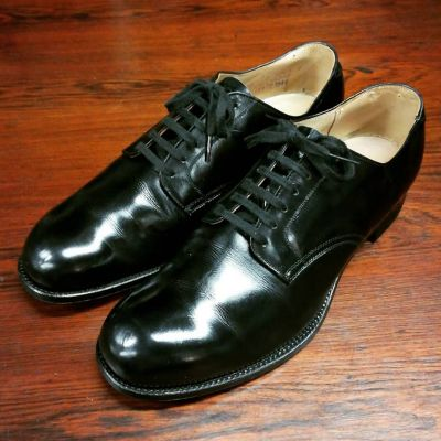 40s-navy-service-shoes