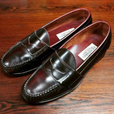 L.J.coombs-loafers