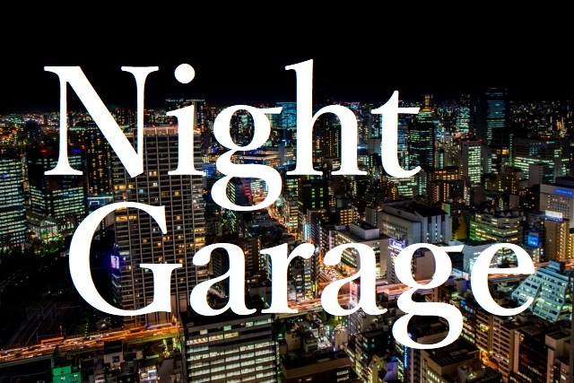 night-garage