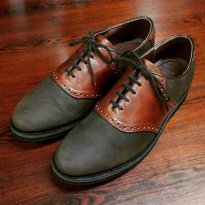 King-and-Clarke-saddleshoes