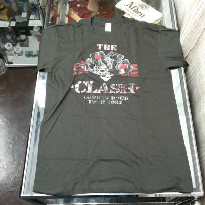The-Clash-Combat-Rock-Tour-1982-tee