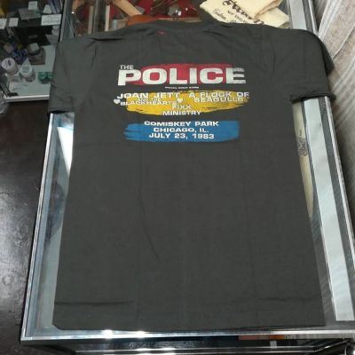 The-Police-North-American-Tour-tee-1