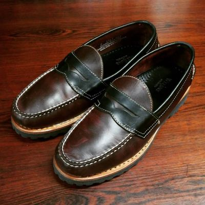 ghbass-2tone-loafer