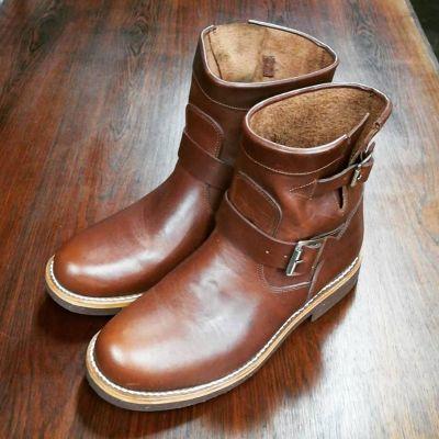 pistoiero-short-enjineer-boots
