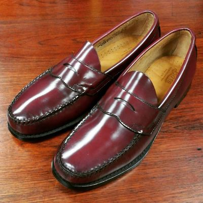 g.h.bass-half-saddle-loafer