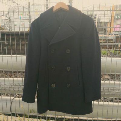 60s-coat-mans-wool-kersey-usnavy