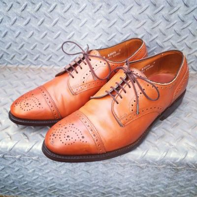 Allen-Edmonds-Strand-semibrogue