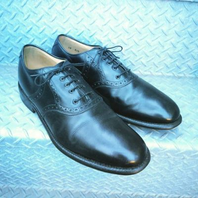 johnston-murphy-saddleshoes-black-1