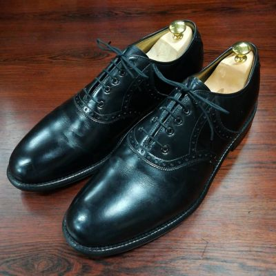johnston-murphy-saddleshoes-black-2