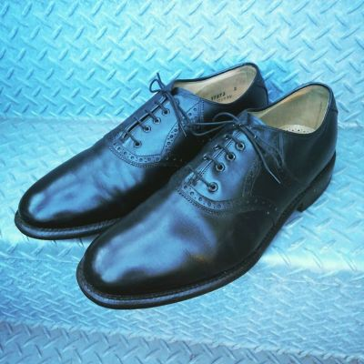 johnston-murphy-saddleshoes-black