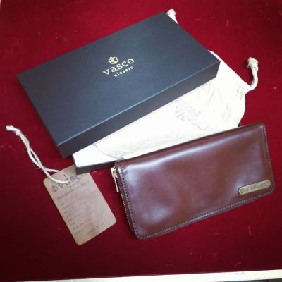 vasco-round-zip-long-wallet