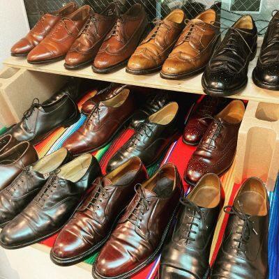 furugiya-garagesale-leathershoes-1