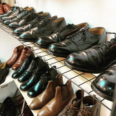 furugiya-garagesale-leathershoes-4