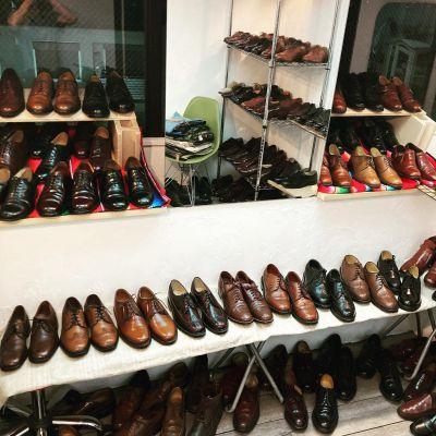 furugiya-garagesale-leathershoes